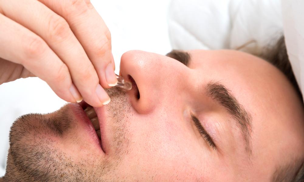 Ecarteur nasal